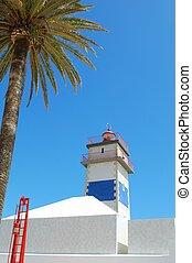 cascais, 灯台, ポルトガル