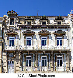 Cascais Beautiful Summer Architecture - Neoclassical summer ...