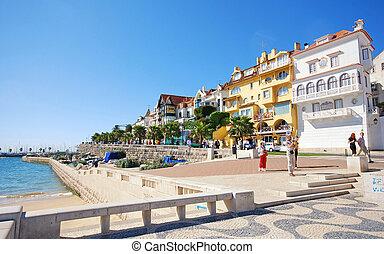 Cascais Coast, Lisbon, Portugal