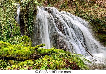 cascata, altube