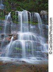 cascata, in, katoomba