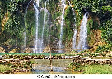cascata, vietnam