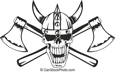 casco, cráneo