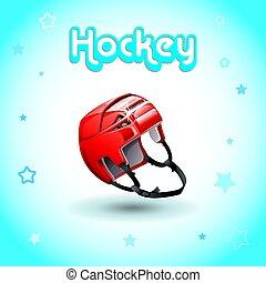 casco, hockey
