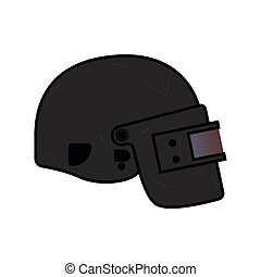 casco, nivel, pubg, 3