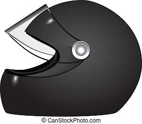 casco, piattaforma girevole