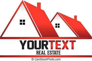 case, logo., rosso, gruppo