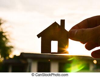 case, mio, costruire