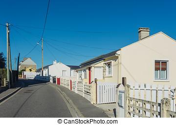 Estati francia circ lapopie santo villaggio giorno for Architettura di campagna francese