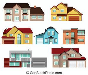 case urbane, collezione