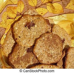 caseiro, biscoitos