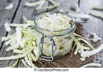 caseiro, coleslaw
