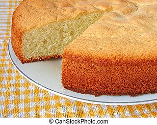 casero, pastel