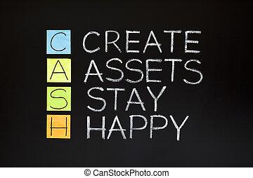 CASH acronym