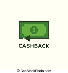 Cash back icon