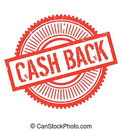 Cash back stamp