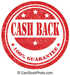 Cash Back-stamp