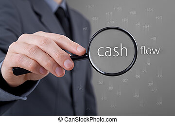 Cash flow audit - Focus on cash flow and audit of accounts...