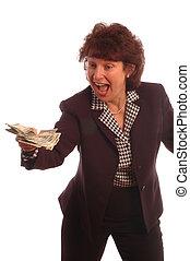 cash in hand 408
