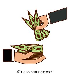 cash money related icons image
