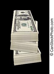cash - american bank notes