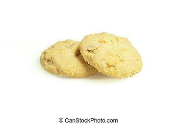 Cashaw Nut Cookies