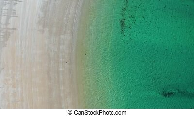 Cashelgolan beach, Castlegoland, by Portnoo in County Donegal - Ireland