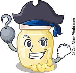 Cashew Butter 12 - Cute cashew butter mascot design with a ...