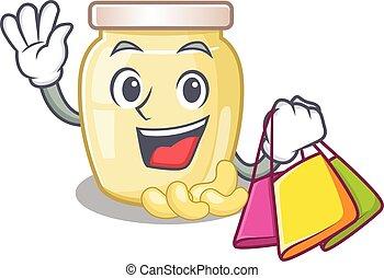Cashew Butter 45 - A friendly rich cashew butter waving and ...