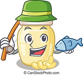 Cashew Butter 54 - A Picture of happy Fishing cashew butter ...