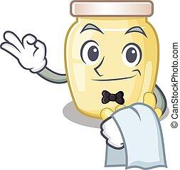 Cashew Butter 61 - Sweet cashew butter Character working as ...