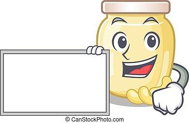 Cashew Butter 7 - cartoon character of cashew butter design ...