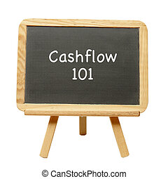 Cashflow - The art of learning cashflow descibed on a...