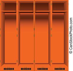 casiers, ouverture
