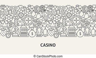 Casino Banner Concept