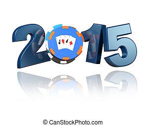 Casino Chips 2015 design