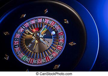 Casino concept.