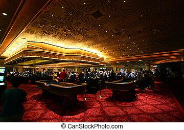 Crabs tables in Las Vegas