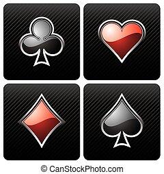 casino, elementos