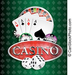 Casino - four aces