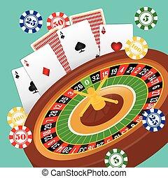 Casino gambling game