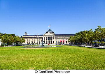 Casino in Wiesbaden/Germany - famous historic Casino in...
