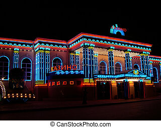 casino lights moscow