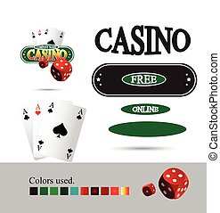 Casino Logo Design Elements