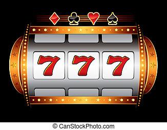 casino, máquina
