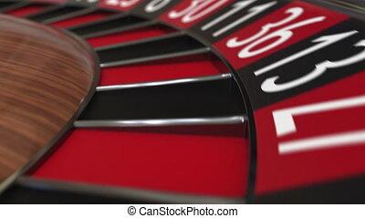 casino, noir, 24, roue, roulette, balle, twenty-four, accès