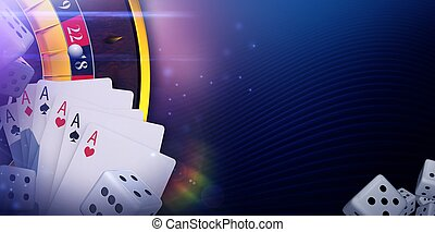 Casino Online Gaming Banner