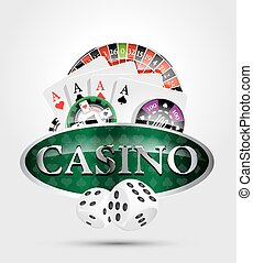 Casino - poker winner