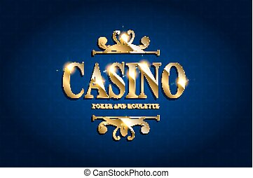 Casino Poster Background