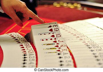 casino, revendeur